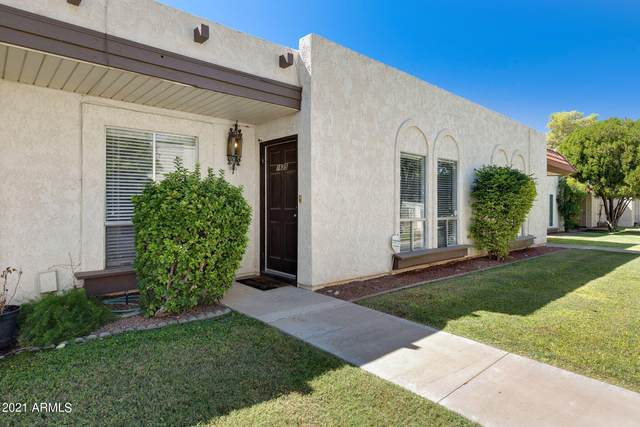 1625 N Miller Road, Scottsdale, AZ 85257 (MLS #6298574) :: Executive Realty Advisors