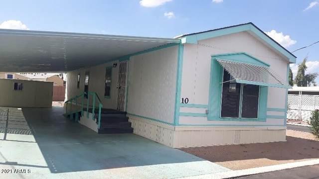 900 S Idaho Road #10, Apache Junction, AZ 85119 (MLS #6298575) :: Yost Realty Group at RE/MAX Casa Grande