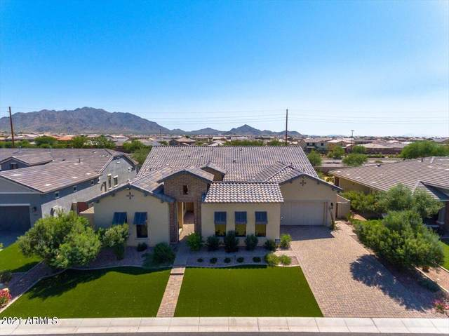 2479 E Ravenswood Drive, Gilbert, AZ 85298 (MLS #6298579) :: NextView Home Professionals, Brokered by eXp Realty