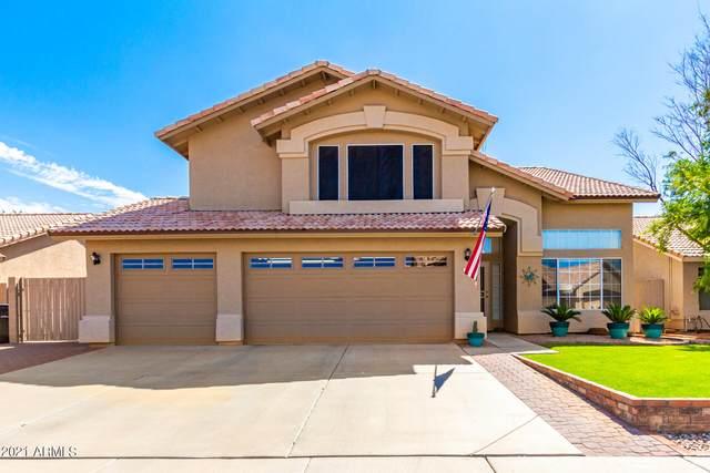 531 W Laredo Avenue, Gilbert, AZ 85233 (MLS #6298583) :: Executive Realty Advisors