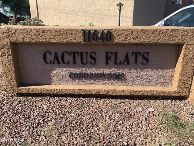 11640 N 51ST Avenue #225, Glendale, AZ 85304 (MLS #6298591) :: Arizona 1 Real Estate Team