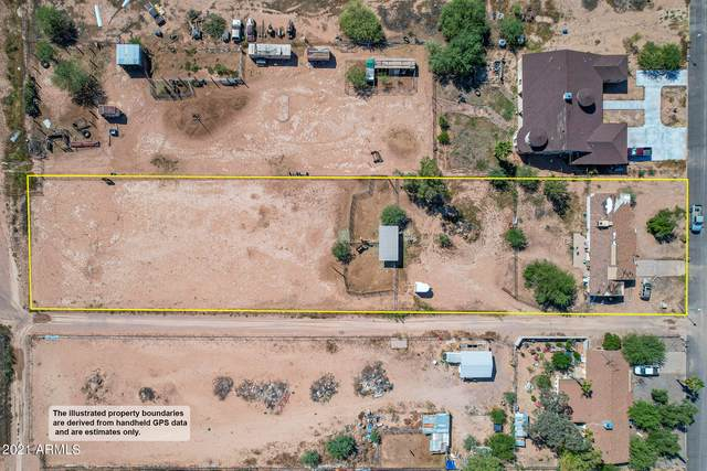 4433 E Colt Drive, Eloy, AZ 85131 (MLS #6298594) :: Elite Home Advisors