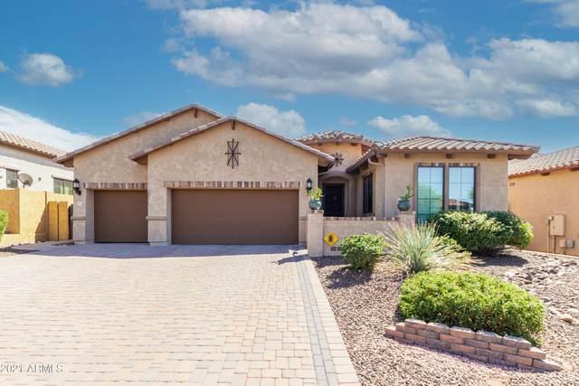 8519 E Leland Street, Mesa, AZ 85207 (MLS #6298599) :: Elite Home Advisors