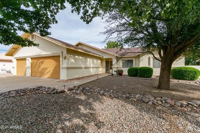 3435 Casper Drive, Sierra Vista, AZ 85650 (MLS #6298602) :: Klaus Team Real Estate Solutions