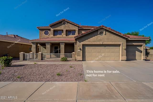 1226 E Gwen Street, Phoenix, AZ 85042 (MLS #6298605) :: Team Faber