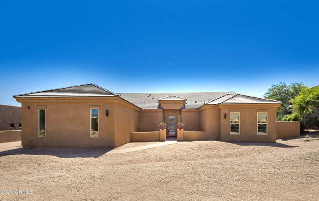 18501 E Picacho Road, Rio Verde, AZ 85263 (MLS #6298606) :: Openshaw Real Estate Group in partnership with The Jesse Herfel Real Estate Group
