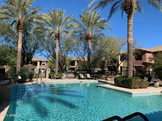 21320 N 56TH Street #2127, Phoenix, AZ 85054 (MLS #6298611) :: Executive Realty Advisors