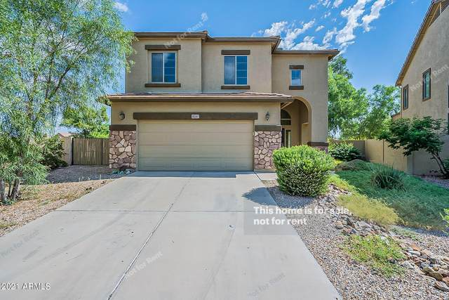 18267 N Cook Drive, Maricopa, AZ 85138 (MLS #6298613) :: Power Realty Group Model Home Center
