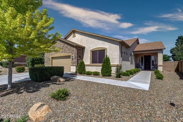 3984 N Wakefield Drive, Prescott Valley, AZ 86314 (MLS #6298614) :: My Home Group