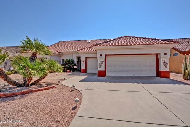 13813 W Parada Drive, Sun City West, AZ 85375 (MLS #6298641) :: Executive Realty Advisors