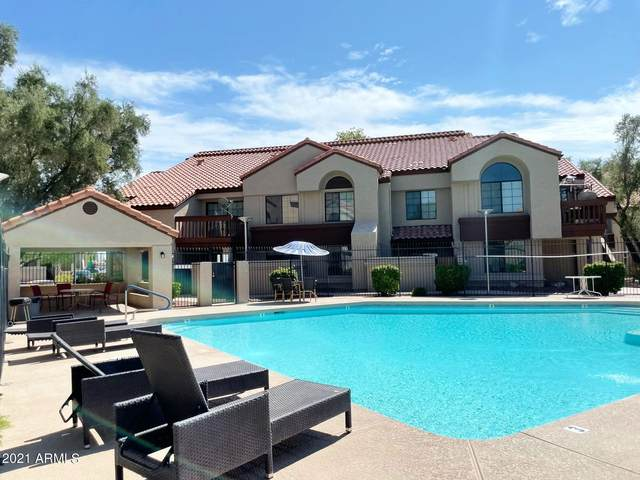 839 S Westwood #154, Mesa, AZ 85210 (MLS #6298643) :: Power Realty Group Model Home Center