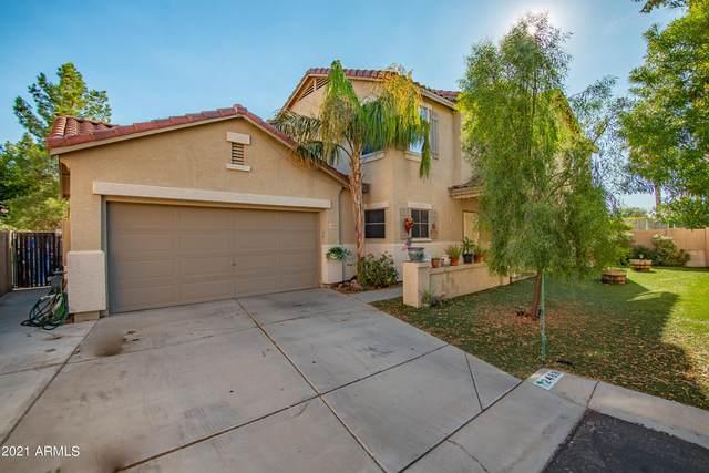 2488 S Marble Street, Gilbert, AZ 85295 (MLS #6298650) :: Executive Realty Advisors