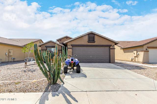 25005 W Illini Street, Buckeye, AZ 85326 (MLS #6298654) :: Executive Realty Advisors