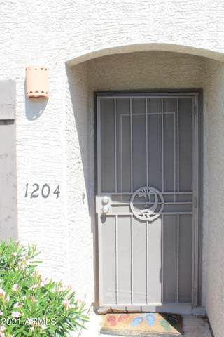 1961 N Hartford Street #1204, Chandler, AZ 85225 (MLS #6298657) :: My Home Group