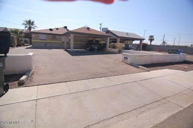 1637 W Tonto Street, Phoenix, AZ 85007 (MLS #6298671) :: Nate Martinez Team