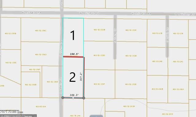 20847 W Arlington Road, Buckeye, AZ 85326 (MLS #6298674) :: Executive Realty Advisors