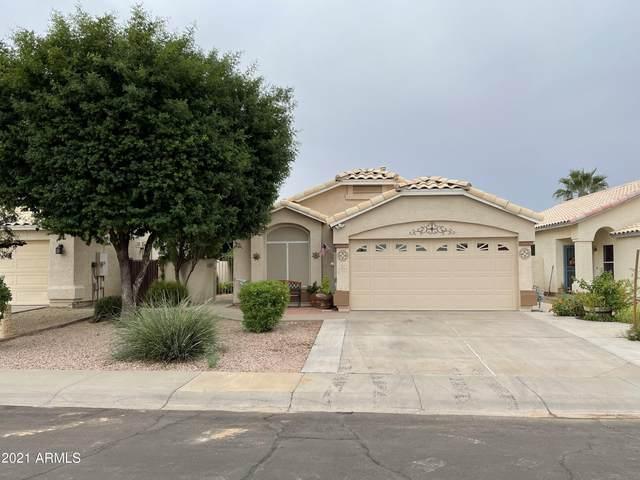 3917 E San Remo Avenue, Gilbert, AZ 85234 (MLS #6298678) :: Executive Realty Advisors