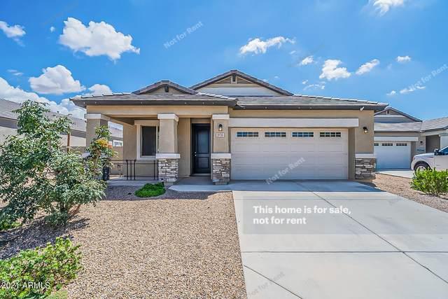19751 N Tammy Street, Maricopa, AZ 85138 (MLS #6298682) :: Elite Home Advisors