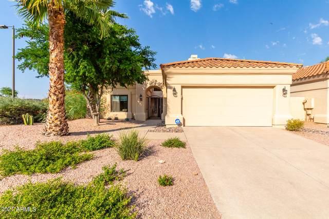 16851 E Mallard Court, Fountain Hills, AZ 85268 (MLS #6298686) :: The Daniel Montez Real Estate Group