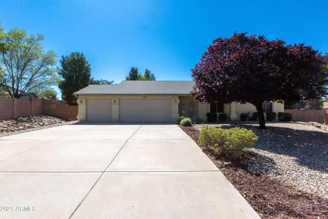 7287 E Frisco Peaks Court, Prescott Valley, AZ 86315 (MLS #6298692) :: ASAP Realty