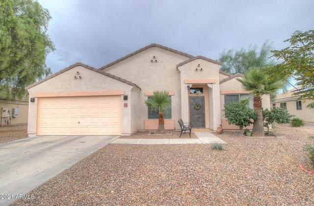 2191 N Magdelena Place, Casa Grande, AZ 85122 (MLS #6298703) :: Executive Realty Advisors