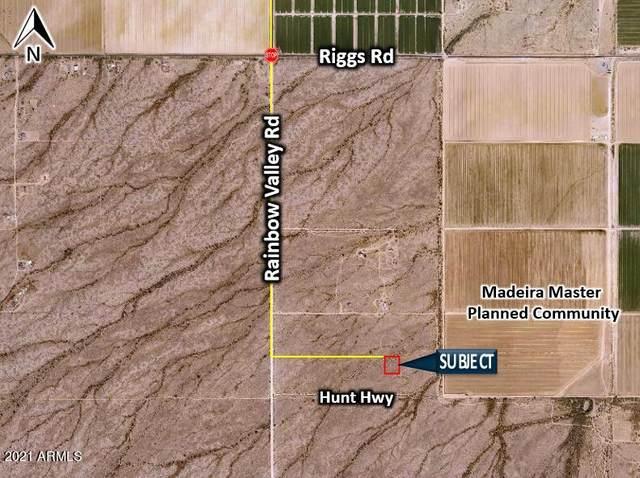 176th N Of Hunt Highway, Goodyear, AZ 85338 (MLS #6298705) :: Executive Realty Advisors