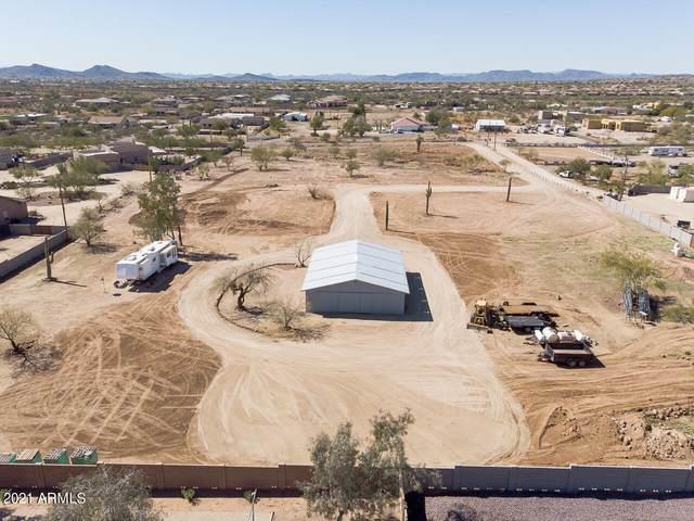 0000 N 3rd Avenue, Phoenix, AZ 85086 (MLS #6298713) :: Executive Realty Advisors