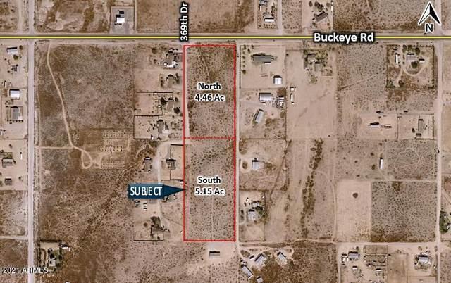 369th Ave S Of Buckeye Road, Tonopah, AZ 85354 (MLS #6298722) :: Executive Realty Advisors