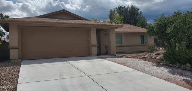 2496 Canyon View Drive, Sierra Vista, AZ 85650 (MLS #6298727) :: TIBBS Realty