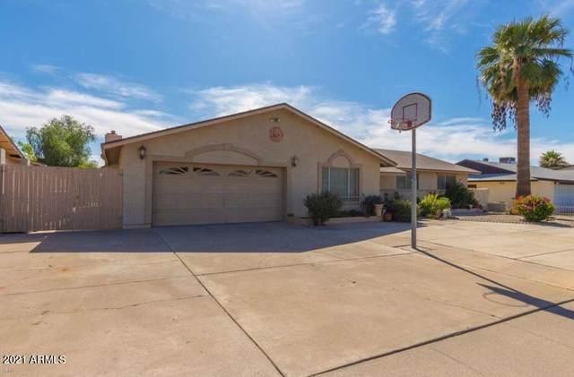 4551 W Shaw Butte Drive, Glendale, AZ 85304 (MLS #6298733) :: Elite Home Advisors