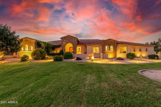 23172 S Sossaman Road, Queen Creek, AZ 85142 (MLS #6298740) :: My Home Group