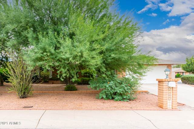 15601 N 48TH Place, Scottsdale, AZ 85254 (MLS #6298761) :: Walters Realty Group