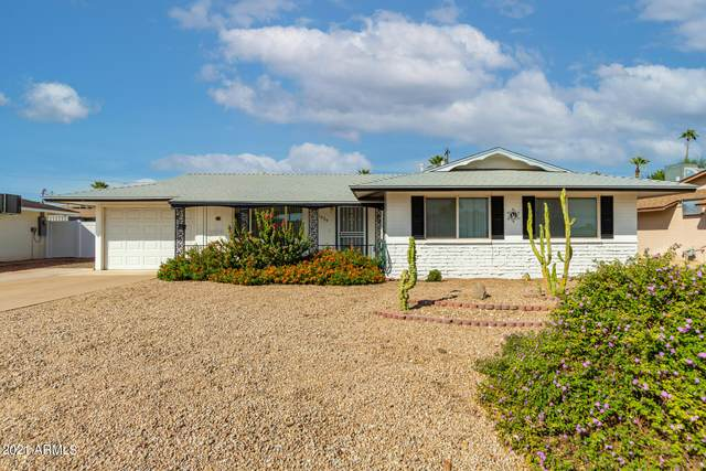 11034 W Oakmont Drive, Sun City, AZ 85351 (MLS #6298776) :: West Desert Group   HomeSmart