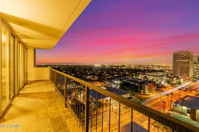 2323 N Central Avenue #1604, Phoenix, AZ 85004 (MLS #6298777) :: The Daniel Montez Real Estate Group