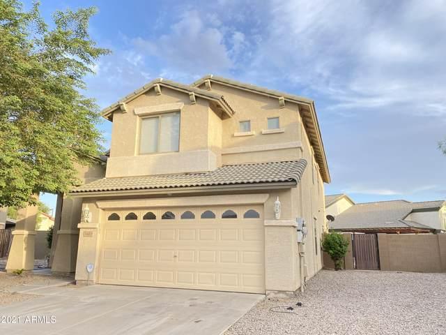24853 W Vista Norte Court, Buckeye, AZ 85326 (MLS #6298790) :: Yost Realty Group at RE/MAX Casa Grande