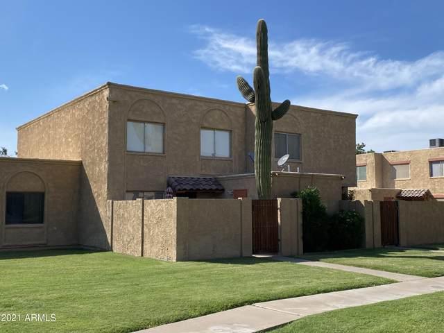 948 S Alma School Road #28, Mesa, AZ 85210 (MLS #6298800) :: Walters Realty Group