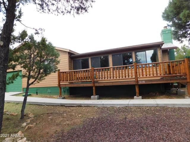 3428 High Country Drive, Heber, AZ 85928 (MLS #6298810) :: West Desert Group | HomeSmart