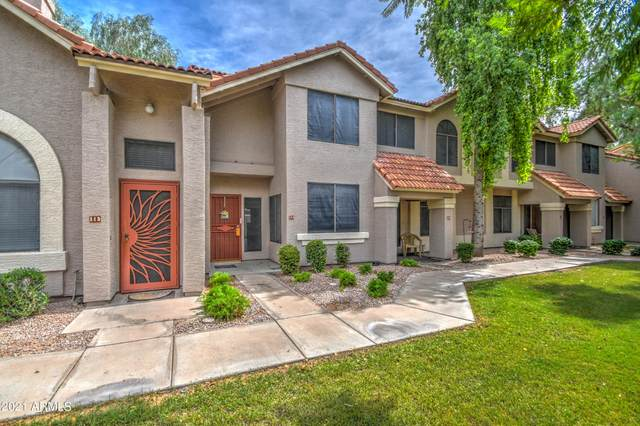500 N Roosevelt Avenue #114, Chandler, AZ 85226 (MLS #6298811) :: My Home Group