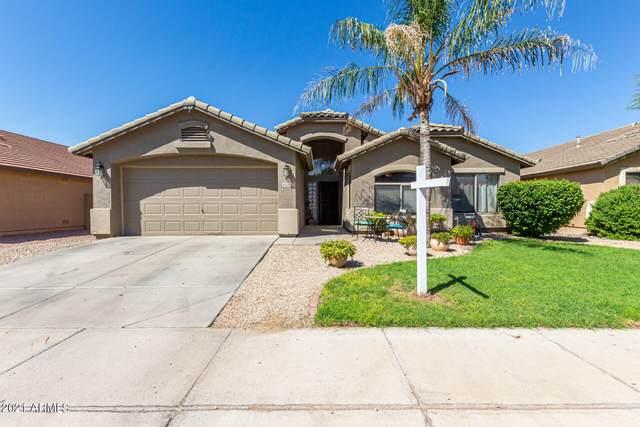 43212 W Sunland Drive, Maricopa, AZ 85138 (MLS #6298812) :: Yost Realty Group at RE/MAX Casa Grande