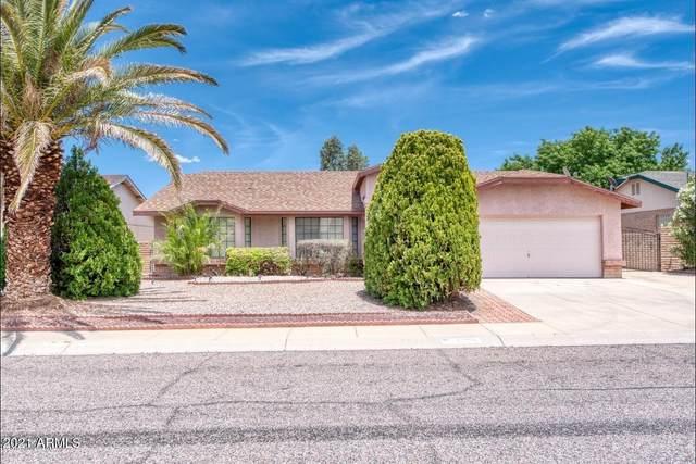 3305 Sky Hawk Drive, Sierra Vista, AZ 85650 (MLS #6298815) :: TIBBS Realty