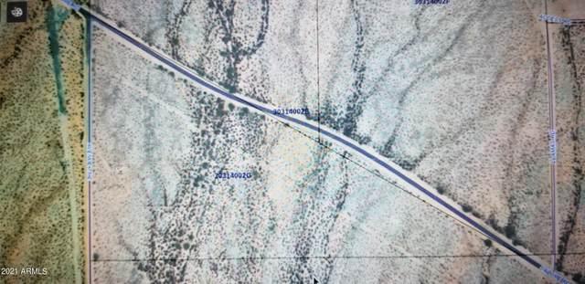 81002 Salome Road, Salome, AZ 85348 (MLS #6298817) :: The Daniel Montez Real Estate Group