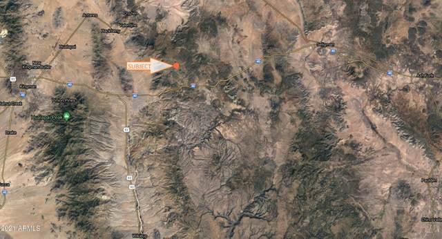 4692 N Willows Ranch Road, Kingman, AZ 86401 (MLS #6298824) :: The Dobbins Team