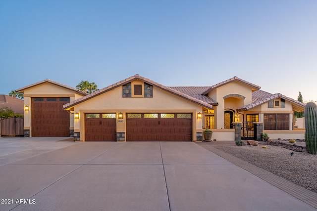4649 W Desert Hollow Drive, Phoenix, AZ 85083 (MLS #6298828) :: RE/MAX Desert Showcase