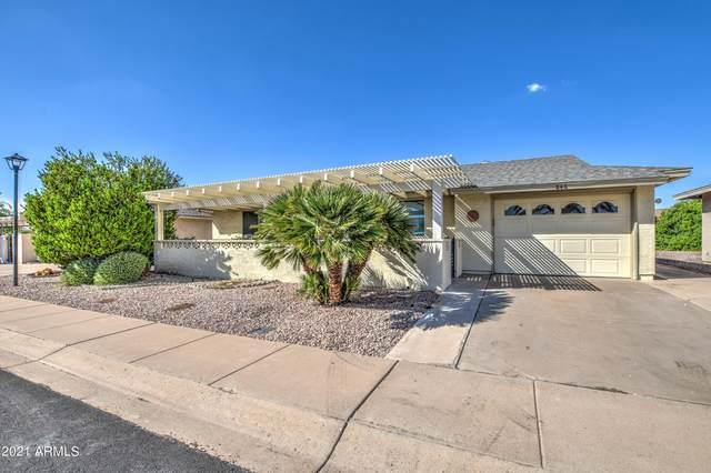 840 Leisure World, Mesa, AZ 85206 (MLS #6298829) :: My Home Group
