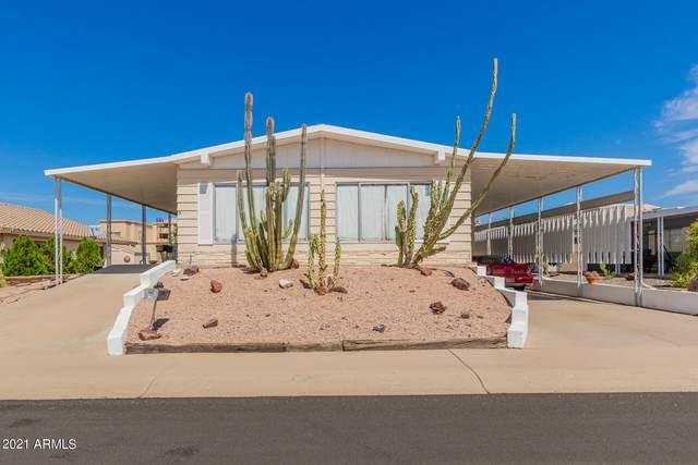5916 E Player Place, Mesa, AZ 85215 (MLS #6298840) :: My Home Group