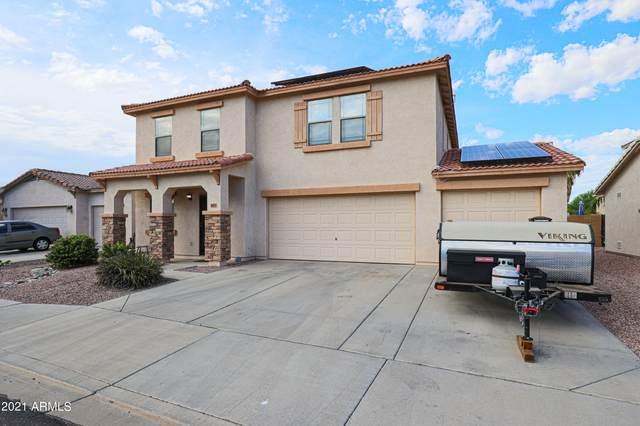 16832 W Carmen Drive, Surprise, AZ 85388 (MLS #6298846) :: Yost Realty Group at RE/MAX Casa Grande