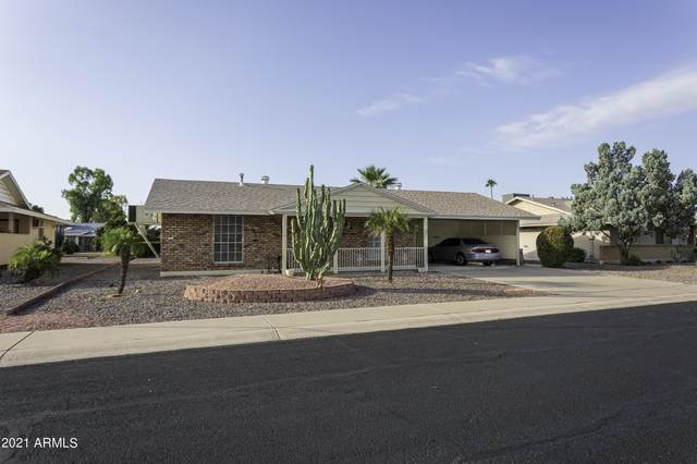 10165 W Cinnebar Avenue, Sun City, AZ 85351 (MLS #6298888) :: Klaus Team Real Estate Solutions