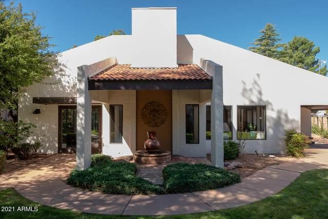 65 Verde Valley School Road A-8, Sedona, AZ 86351 (MLS #6298900) :: West Desert Group | HomeSmart