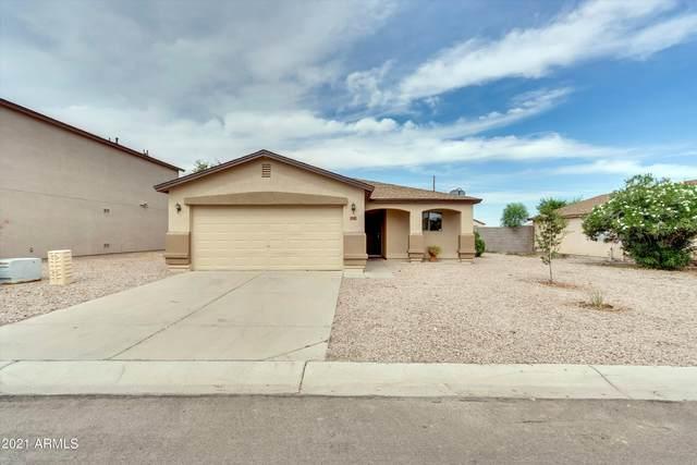 1142 E Silversmith Trail, San Tan Valley, AZ 85143 (MLS #6298901) :: Walters Realty Group