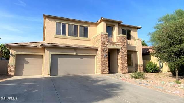 45294 W Desert Cedars Lane, Maricopa, AZ 85139 (MLS #6298917) :: Elite Home Advisors